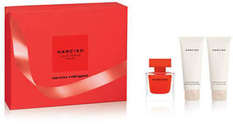 Narciso Rodriguez Three-Piece Rouge Eau de Parfum Set