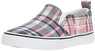 Polo Ralph Lauren Girls' Ceecee Sneaker