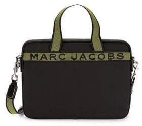 Marc Jacobs Leather Crossbody Computer Case