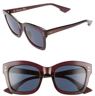 Christian Dior Izon 51mm Sunglasses