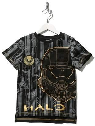 M&Co Halo mask print t-shirt