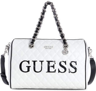 GUESS Sweet Candy Logo Satchel