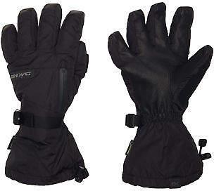 Dakine New Women's Leather Titan Gloves Waterproof Black