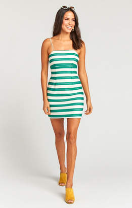 Show Me Your Mumu Clarissa Dress ~ Cabana Stripe