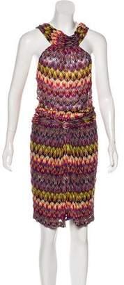 Missoni Sleeveless Knit Skirt Set