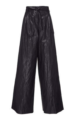 Rejina Pyo Eve Belted Wide Leg Trousers