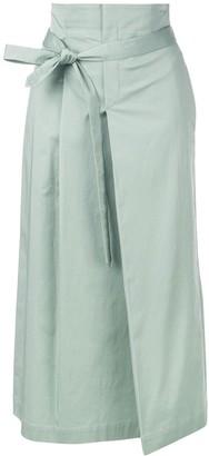 Rochas Oenothera skirt