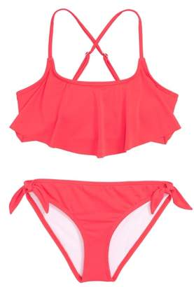 Billabong Sol Searcher Flutter Two-Piece Swimsuit