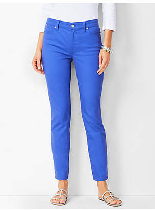 Talbots Slim Ankle Jeans