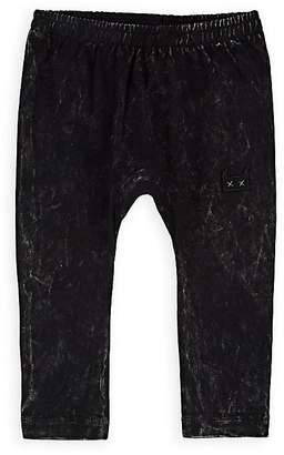 Munster Infants' Spillage Acid-Washed Cotton Pants