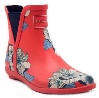London Fog Picadilly Rain Boot - Women's