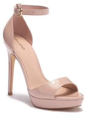Aldo Miallan Stiletto Platform Sandal