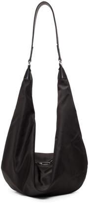 The Row Black Sling 15 Hobo Bag