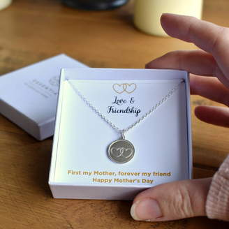 Essentia By Love Lily Rose Mother's Day Love And Friendship Necklace