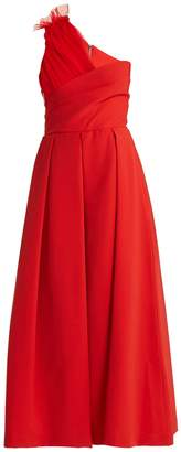 Preen by Thornton Bregazzi Edie asymmetric gown