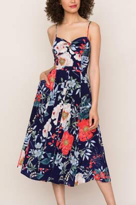 Yumi Kim Pretty Woman Floral Dress