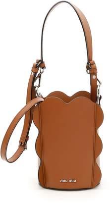 Miu Miu Leather - ShopStyle UK 477cf08df2b46