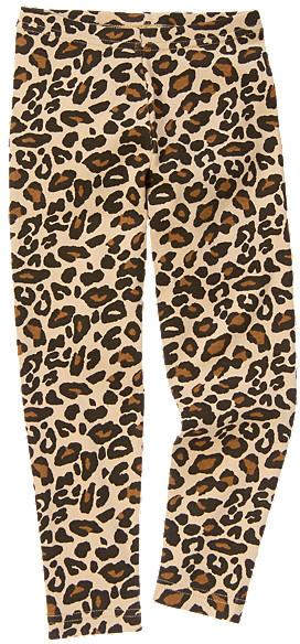 Gymboree Leopard Legging