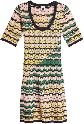 M Missoni Knit Dress with Cotton