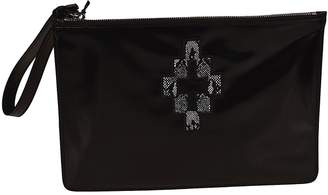 Marcelo Burlon County of Milan Python Print Clutch