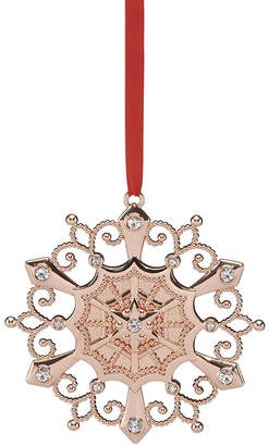Lenox Rose Gold Star Ornaments