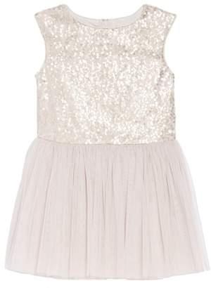 Pippa & Julie Sequin & Tulle Dress