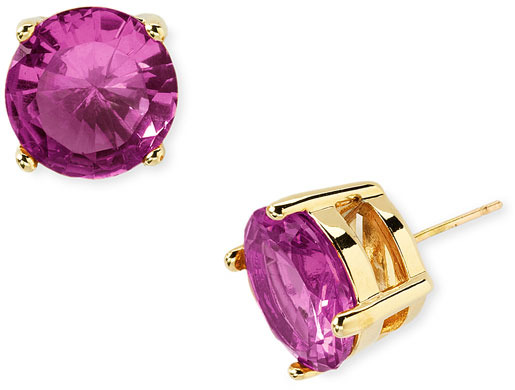 Kate Spade New York Colored Stone Stud Earrings