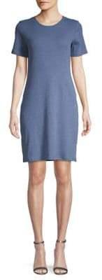 Theory Cotton T-Shirt Dress