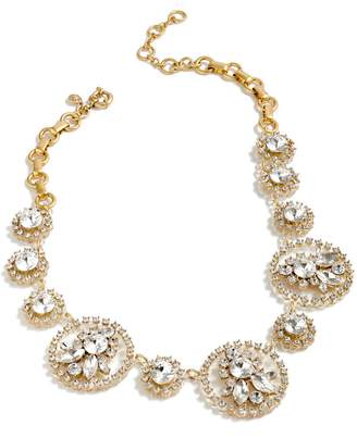 J.Crew Crystal Statement Necklace