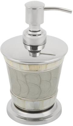 Julia Knight Classic Soap Dispenser - Platinum