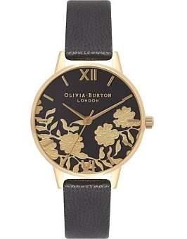 Olivia Burton Lace Detail Watch