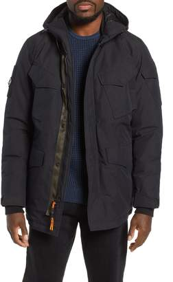 Rag & Bone Regular Fit Surplus Down Jacket