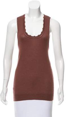 Stella McCartney Cashmere Racerback Top