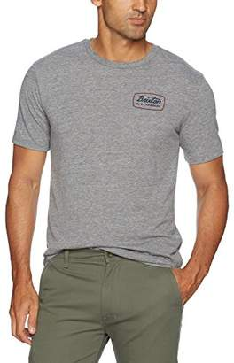 Brixton Men's JOLT Short Sleeve Premium T-Shirt