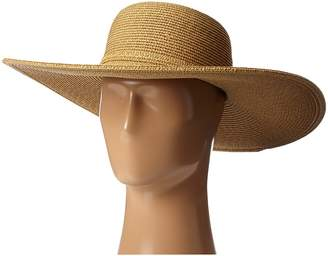 Scala Big Brim Paperbraid Sun Hat Caps