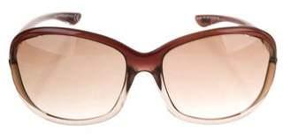 Tom Ford Jennifer Gradient Sunglasses