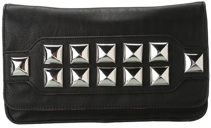 Betsey Johnson Stud Muffin Too Clutch Handbags