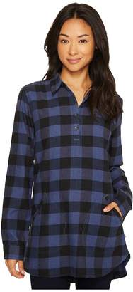 Royal Robbins Jackson Plaid Tunic Women's Clothing