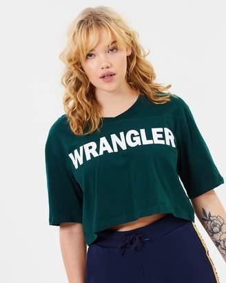 Wrangler Quarter Back Tee