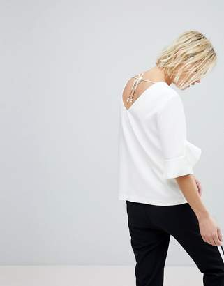 Suncoo V-Back Shell Top