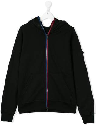 AI Riders On The Storm Kids zipped hoodie