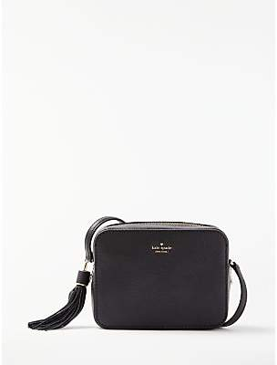 Kate Spade Kingston Drive Arla Leather Cross Body Bag