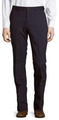 Ralph Lauren Purple Label Solid Four-Pocket Cotton-Blend Pants