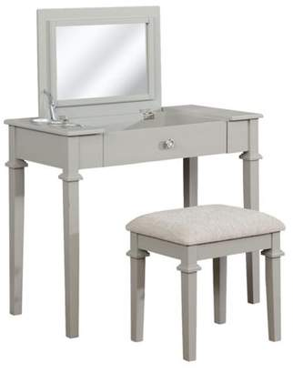 Amazing Style Selections Vanity Shopstyle Machost Co Dining Chair Design Ideas Machostcouk