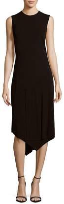 DKNY Women's Asymmetrical Layered Dress