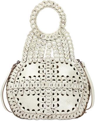 Patricia Nash Chainlink Pisticci Shoulder Bag $399 thestylecure.com