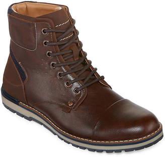 Jf J.Ferrar Mens Dalton Lace Up Boots Lace-up