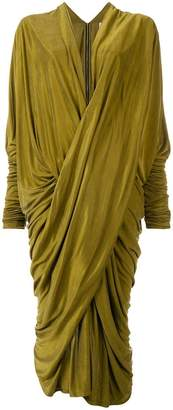 Poiret draped evening dress