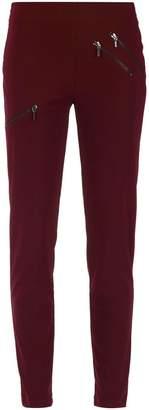 M·A·C Mara Mac zipped skinny trousers