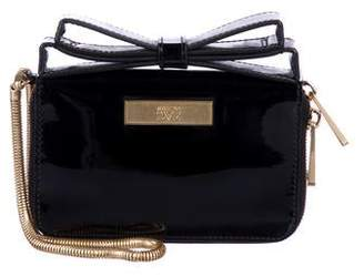 Zac Posen Patent Leather Milla Wristlet